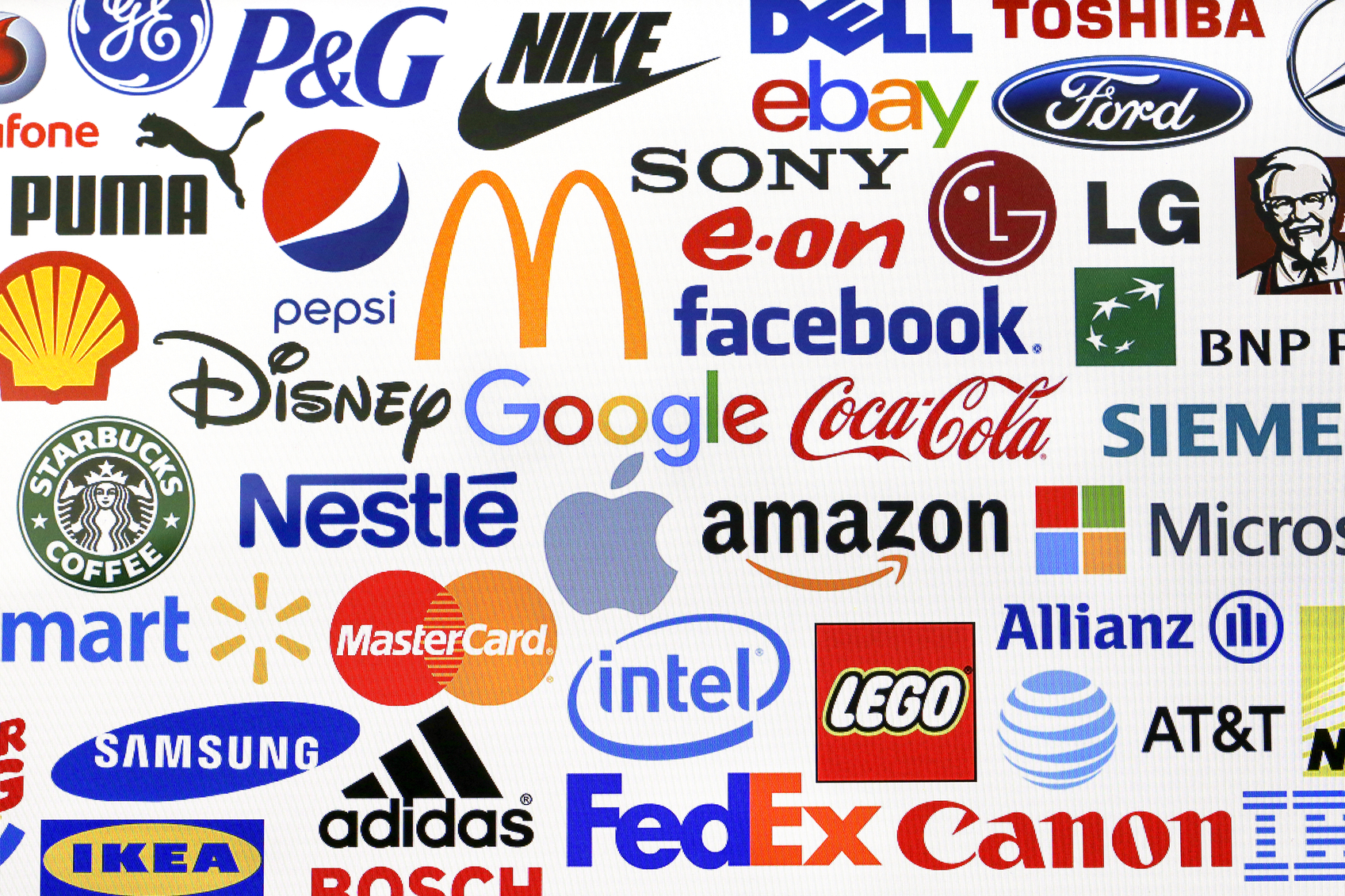 21 Different Types Of Brand | Peartree Brand Strategy