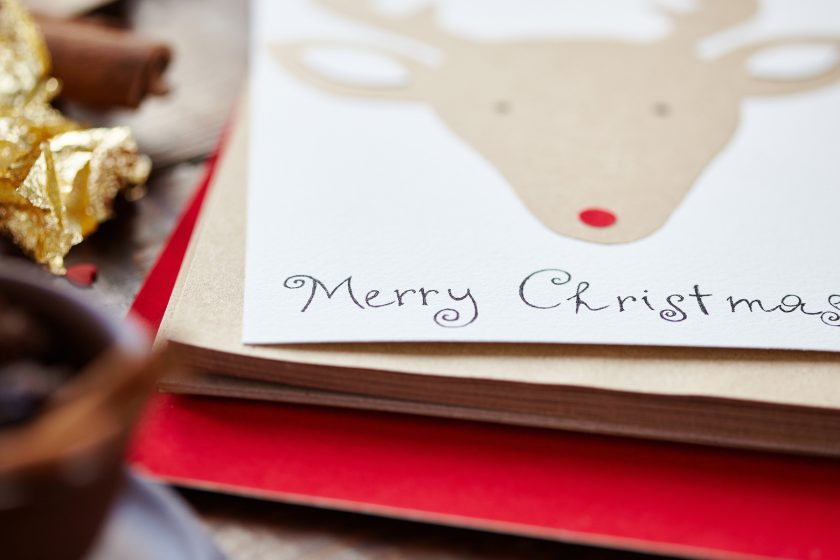 Time to put Christmas cards back into the mailbox - Peartree Brand Strategy